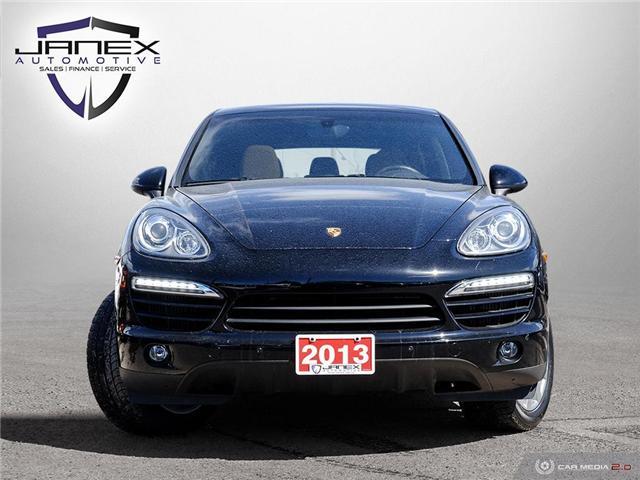 2013 Porsche Cayenne DIESEL (Stk: 19067) in Ottawa - Image 2 of 27