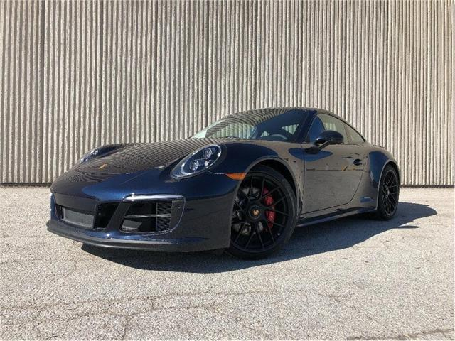 2019 Porsche 911 Carrera 4 GTS Coupe (Stk: P13845) in Vaughan - Image 1 of 19