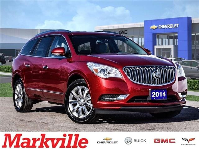 2014 Buick Enclave LEATHER-4NEW TIRES-GM CERTIFIED PRE-OWNED (Stk: 160680A) in Markham - Image 1 of 29