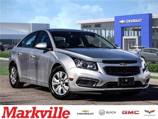 2015 Chevrolet Cruze LT-GM CERTIFIED PRE-OWNED-1 OWNER (Stk: 776271A) in Markham - Image 1 of 25