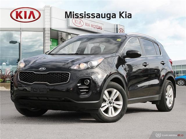 2017 Kia Sportage LX (Stk: 5999P) in Mississauga - Image 1 of 27