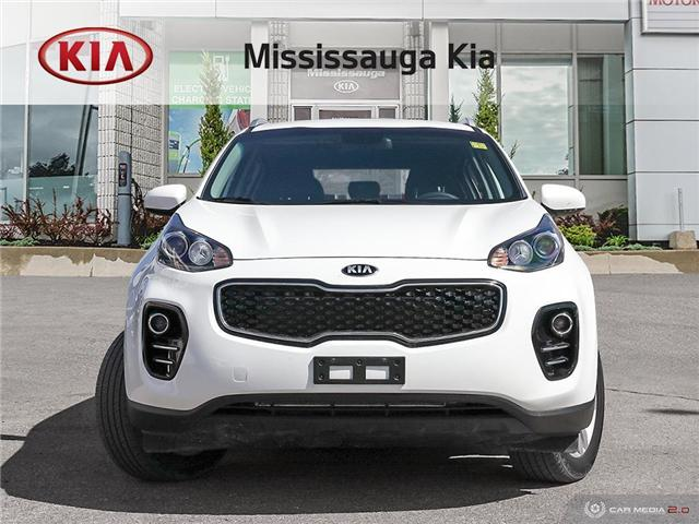 2017 Kia Sportage LX (Stk: 6554P) in Mississauga - Image 2 of 27
