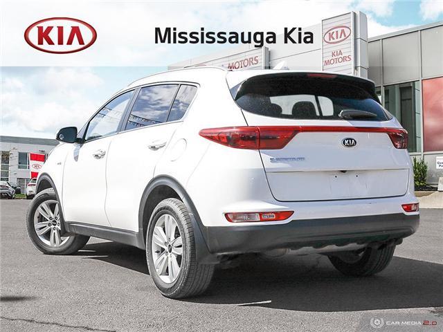 2017 Kia Sportage LX (Stk: 6554P) in Mississauga - Image 4 of 27