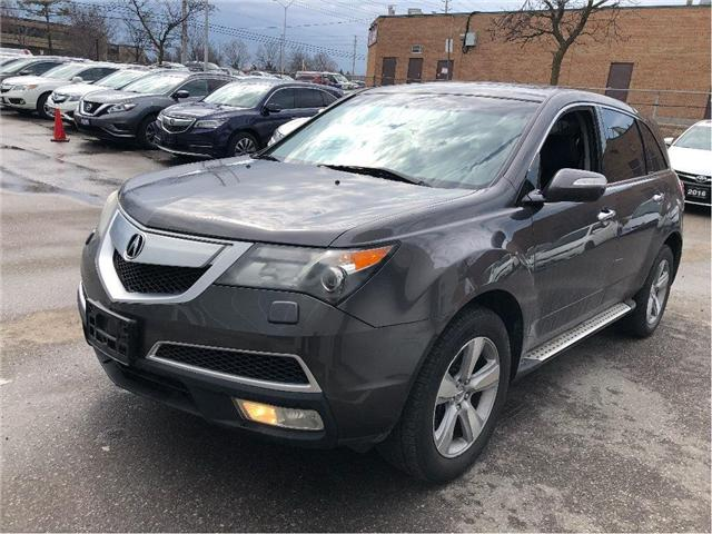2010 Acura MDX Base (Stk: 004134T) in Brampton - Image 1 of 11