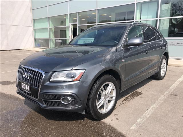2014 Audi Q5 2.0 Progressiv (Stk: 058286T) in Brampton - Image 1 of 16