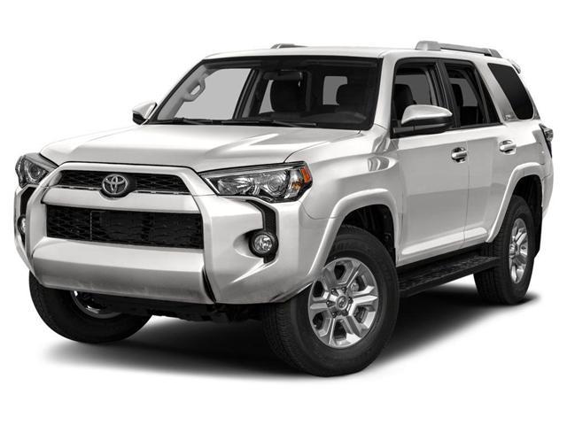 2017 Toyota 4Runner SR5 (Stk: 175811) in Brandon - Image 1 of 10