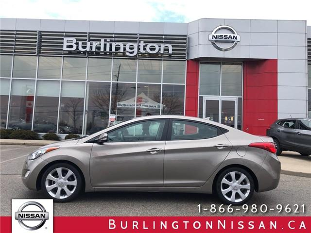 2013 Hyundai Elantra  (Stk: Y9337A) in Burlington - Image 1 of 19
