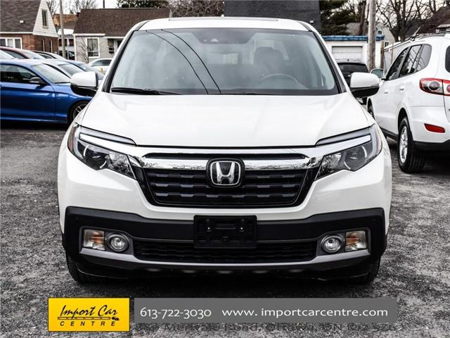 2017 Honda Ridgeline Touring (Stk: 505163) in Ottawa - Image 2 of 30