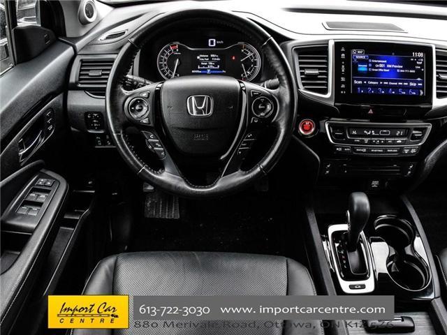2017 Honda Ridgeline Touring (Stk: 505163) in Ottawa - Image 18 of 30