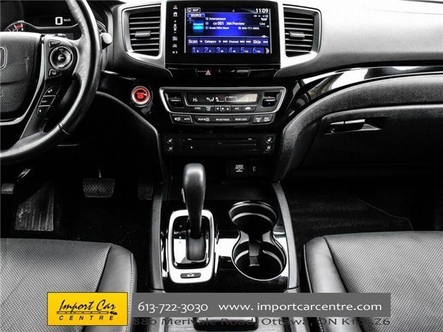 2017 Honda Ridgeline Touring (Stk: 505163) in Ottawa - Image 25 of 30