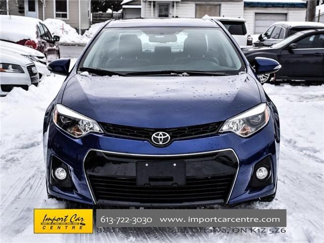 2016 Toyota Corolla S (Stk: 490672) in Ottawa - Image 2 of 30
