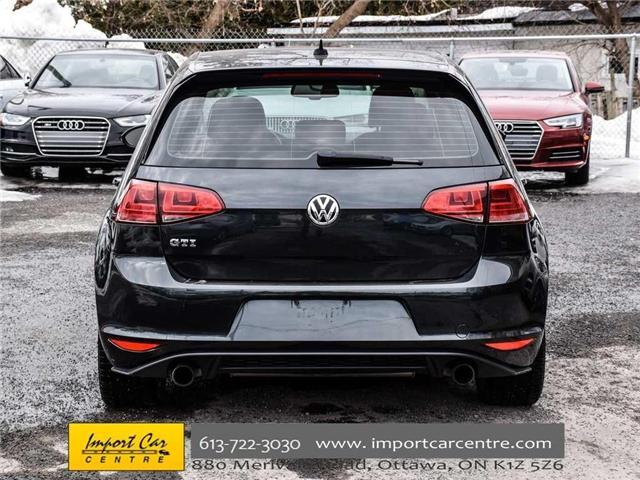2015 Volkswagen Golf GTI 5-Door Autobahn (Stk: 001778) in Ottawa - Image 6 of 30