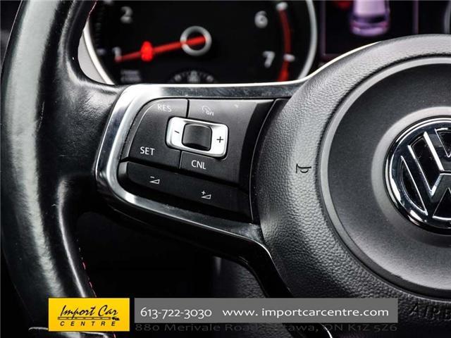 2015 Volkswagen Golf GTI 5-Door Autobahn (Stk: 001778) in Ottawa - Image 18 of 30
