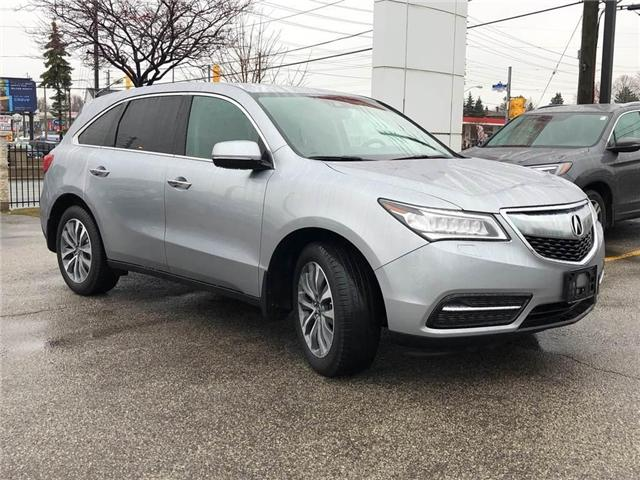 2016 Acura MDX Technology Package (Stk: 7727P) in Scarborough - Image 6 of 24