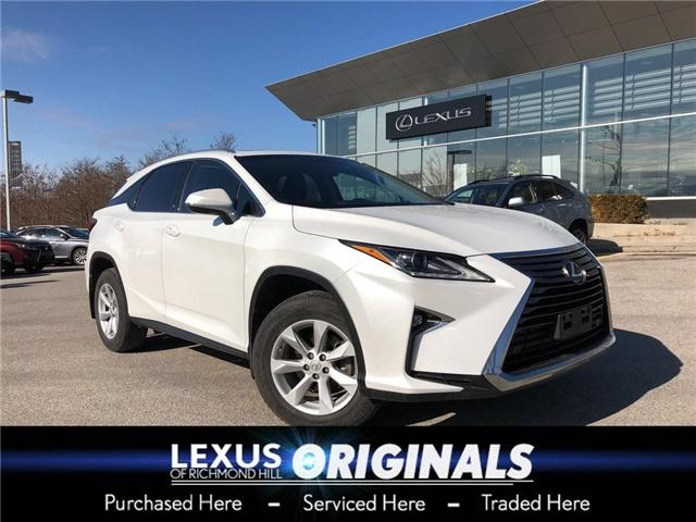 2016 Lexus RX 350 Base (Stk: OR11941G) in Richmond Hill - Image 1 of 23