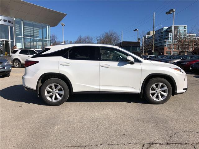2016 Lexus RX 350 Base (Stk: OR11941G) in Richmond Hill - Image 2 of 23