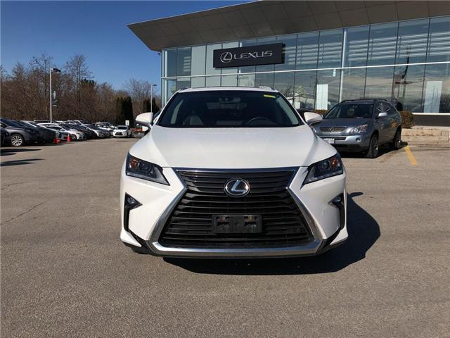 2016 Lexus RX 350 Base (Stk: OR11941G) in Richmond Hill - Image 8 of 23