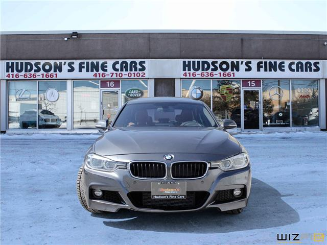 2016 BMW 328i xDrive (Stk: 75750) in Toronto - Image 2 of 30