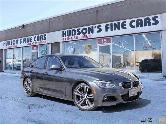 2016 BMW 328i xDrive (Stk: 75750) in Toronto - Image 3 of 30