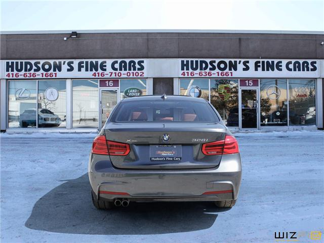 2016 BMW 328i xDrive (Stk: 75750) in Toronto - Image 6 of 30