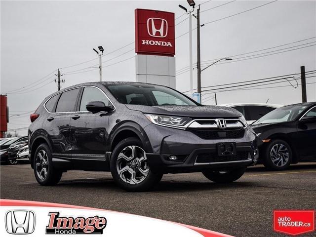 2019 Honda CR-V EX-L (Stk: 9R179) in Hamilton - Image 1 of 19