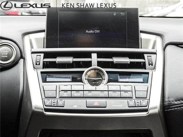 2017 Lexus NX 200t Base (Stk: 16037A) in Toronto - Image 14 of 19