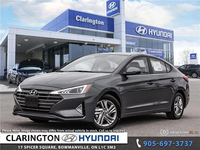 2019 Hyundai Elantra Preferred (Stk: 19147) in Clarington - Image 1 of 24