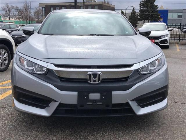 2017 Honda Civic LX (Stk: 56857A) in Scarborough - Image 6 of 20