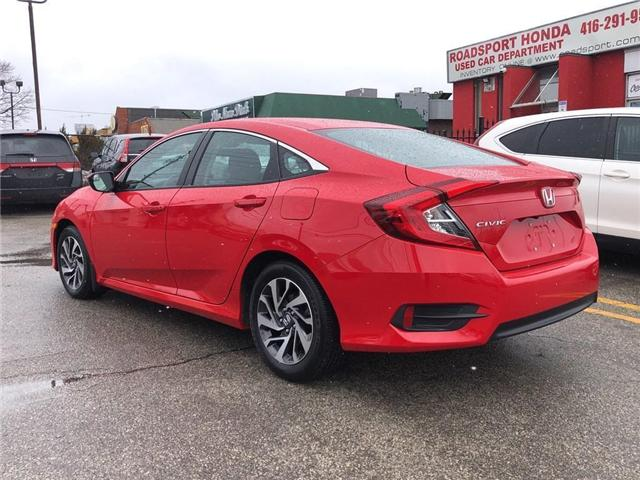 2017 Honda Civic EX (Stk: 57341A) in Scarborough - Image 3 of 23