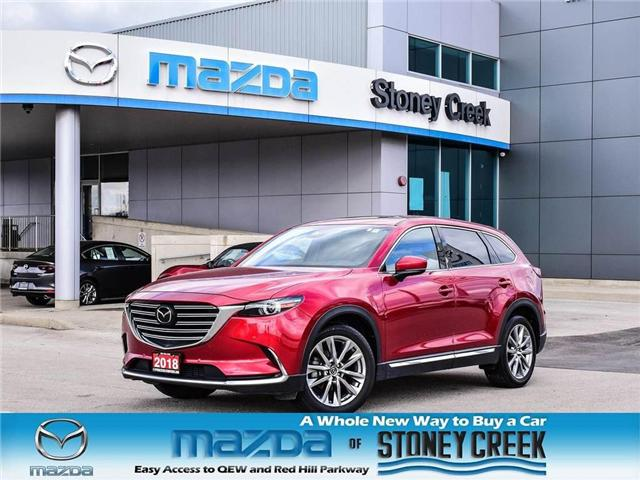 2018 Mazda CX-9 GT (Stk: SU1093) in Hamilton - Image 1 of 22