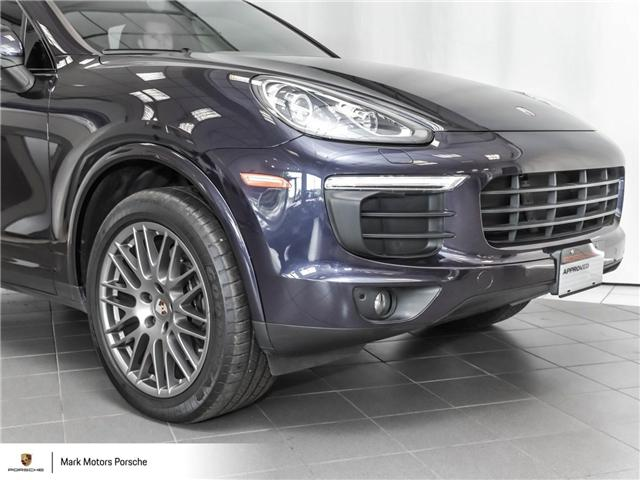 2017 Porsche Cayenne Platinum Edition (Stk: LP188) in Ottawa - Image 2 of 28