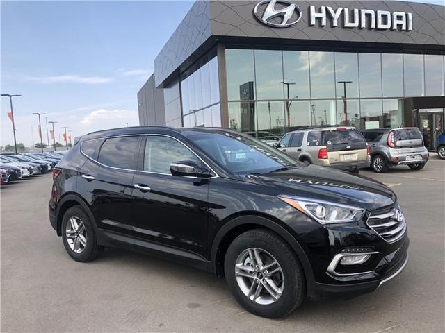 2017 Hyundai Santa Fe Sport 2.4 SE (Stk: H2343) in Saskatoon - Image 1 of 27