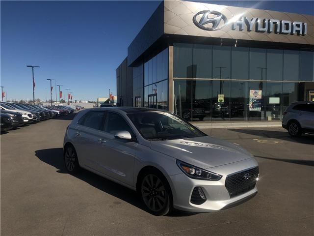 2018 Hyundai Elantra GT Sport (Stk: H2344) in Saskatoon - Image 1 of 22