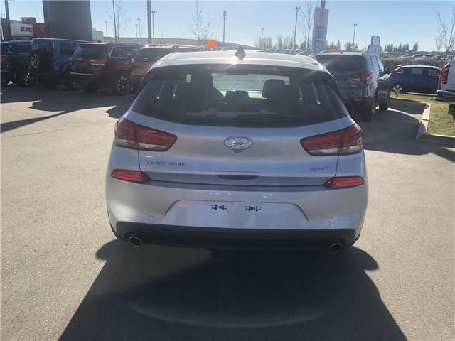 2018 Hyundai Elantra GT Sport (Stk: H2344) in Saskatoon - Image 6 of 22