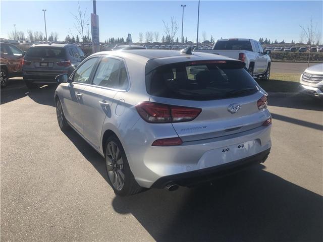 2018 Hyundai Elantra GT Sport (Stk: H2344) in Saskatoon - Image 7 of 22