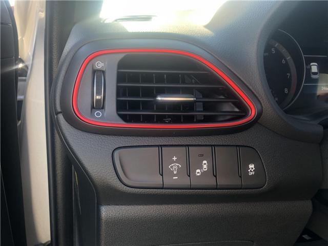 2018 Hyundai Elantra GT Sport (Stk: H2344) in Saskatoon - Image 11 of 22