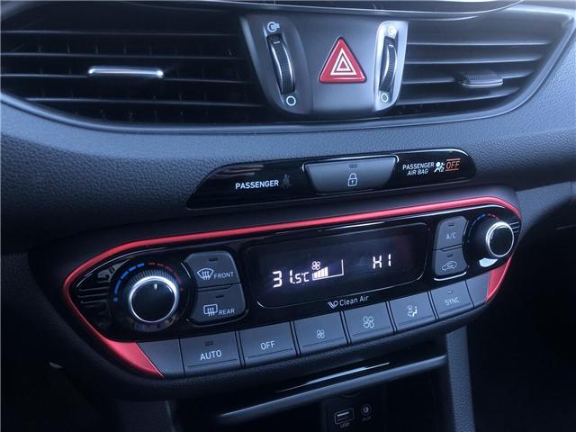 2018 Hyundai Elantra GT Sport (Stk: H2344) in Saskatoon - Image 16 of 22