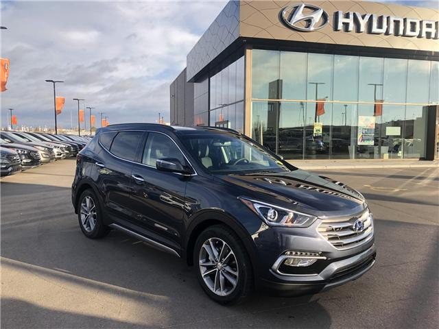 2018 Hyundai Santa Fe Sport 2.0T Limited (Stk: H2326) in Saskatoon - Image 1 of 22