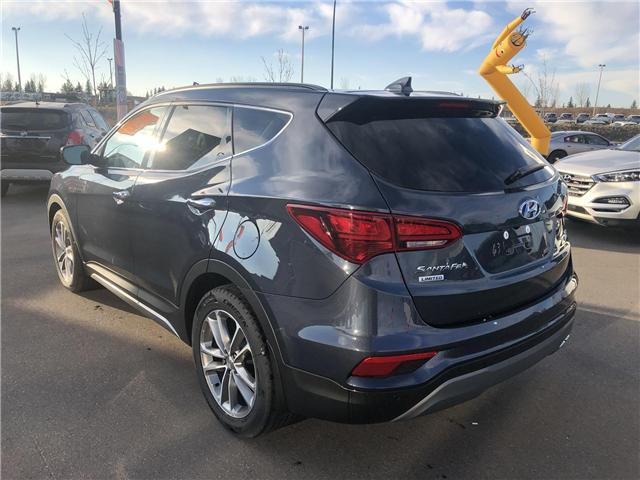 2018 Hyundai Santa Fe Sport 2.0T Limited (Stk: H2326) in Saskatoon - Image 7 of 22