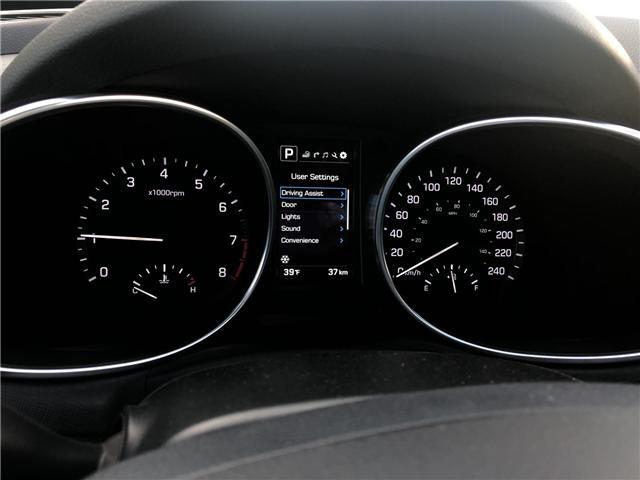 2018 Hyundai Santa Fe Sport 2.0T Limited (Stk: H2326) in Saskatoon - Image 13 of 22