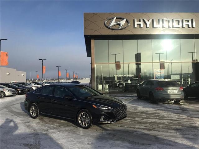 2019 Hyundai Sonata 2.0T Ultimate (Stk: 29065) in Saskatoon - Image 1 of 26