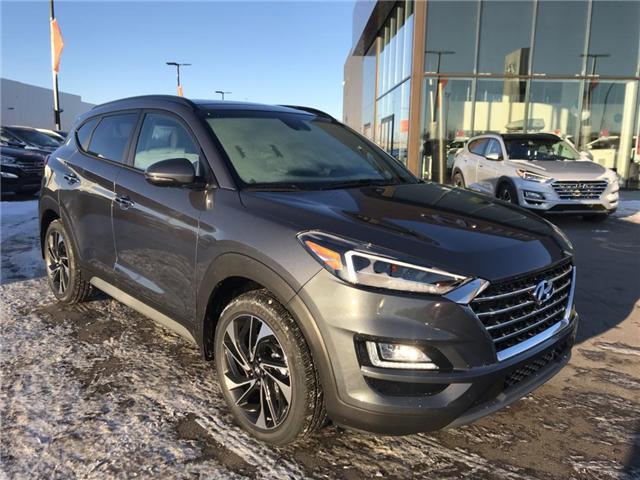 2019 Hyundai Tucson Ultimate (Stk: 29097) in Saskatoon - Image 1 of 8
