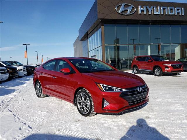 2019 Hyundai Elantra Luxury (Stk: 29108) in Saskatoon - Image 1 of 18
