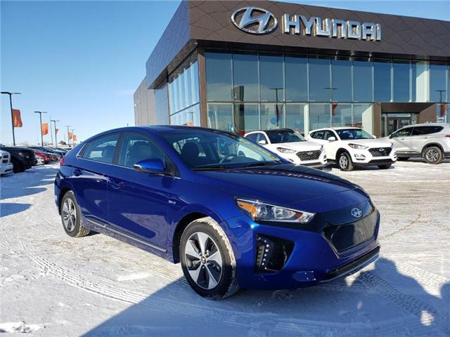 2019 Hyundai Ioniq EV Preferred (Stk: 29128) in Saskatoon - Image 1 of 18