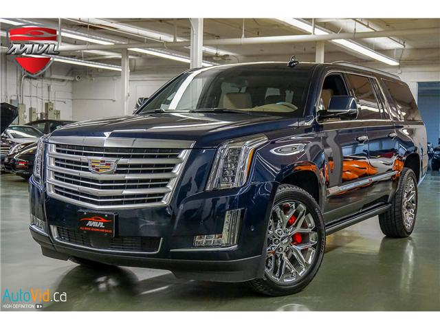 2018 Cadillac Escalade ESV Platinum (Stk: ) in Oakville - Image 44 of 44