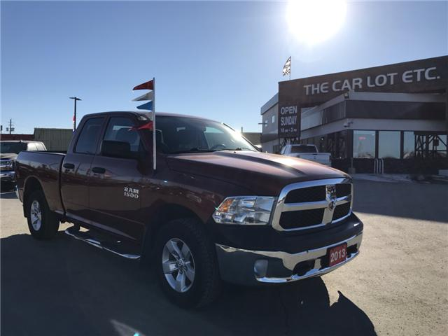 2013 RAM 1500 ST (Stk: 19161) in Sudbury - Image 1 of 12