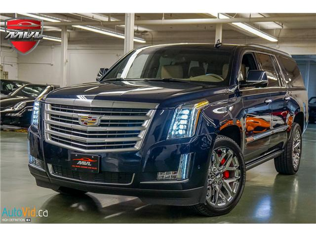2018 Cadillac Escalade ESV Platinum (Stk: ) in Oakville - Image 2 of 44