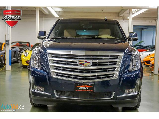 2018 Cadillac Escalade ESV Platinum (Stk: ) in Oakville - Image 9 of 44