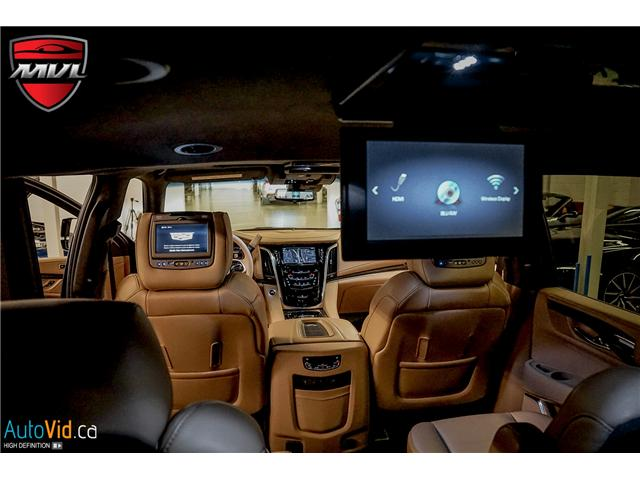 2018 Cadillac Escalade ESV Platinum (Stk: ) in Oakville - Image 36 of 44