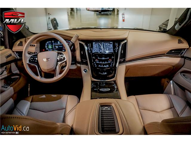 2018 Cadillac Escalade ESV Platinum (Stk: ) in Oakville - Image 21 of 44